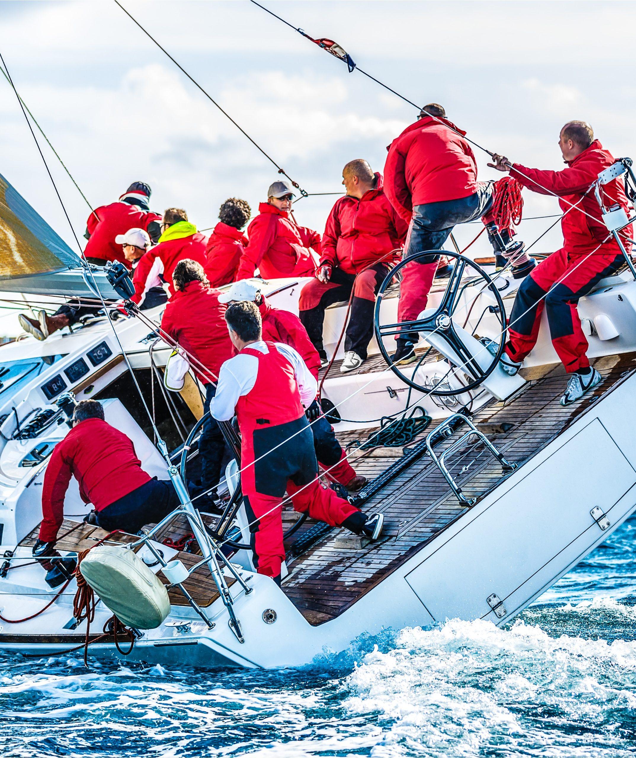 Lead as a Skipper - Virginie Dupont - accompagnement des managers grâce aux neurosciences- Capitaine